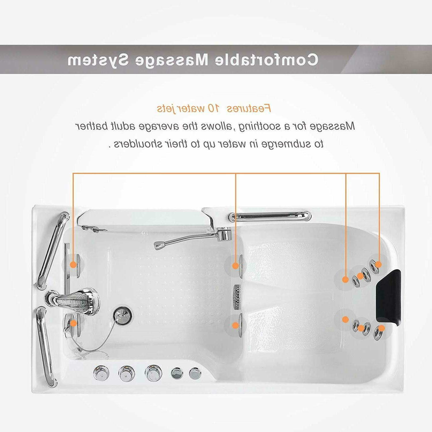 """MECOR 53"""" x 40"""" x 27"""" with Right Door and"""