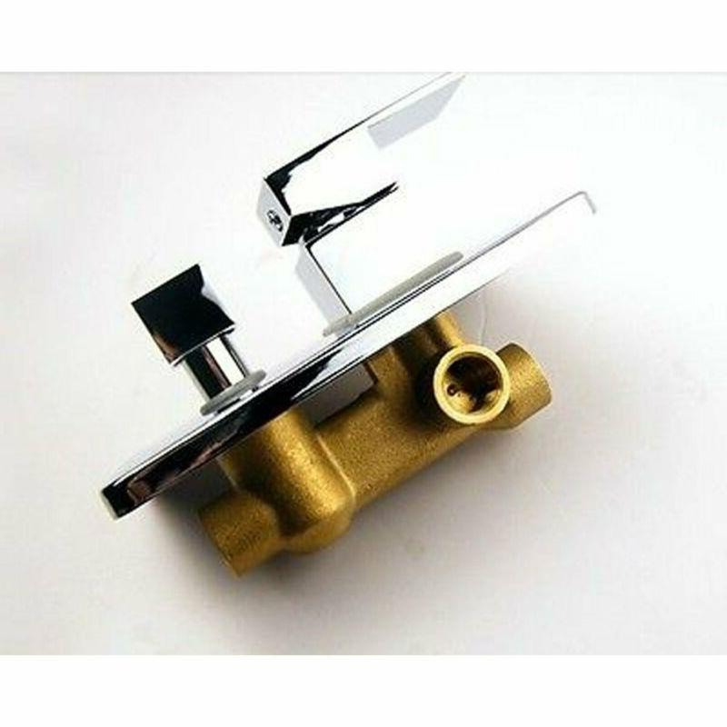 Ceiling Sets Inch Solid Brass Shower Hea