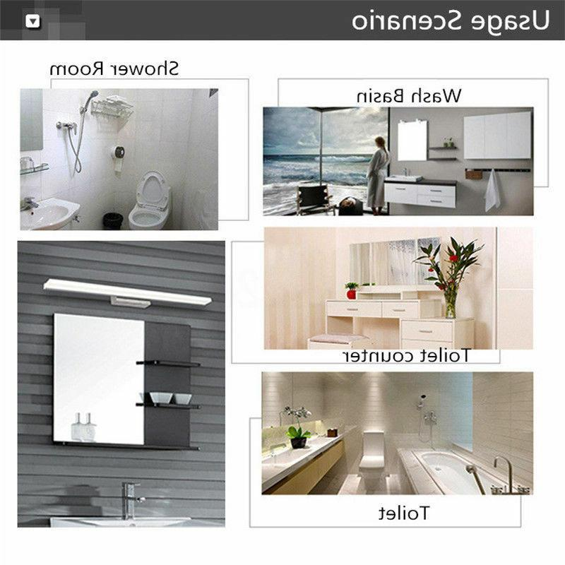 Front Vanity Wall Home