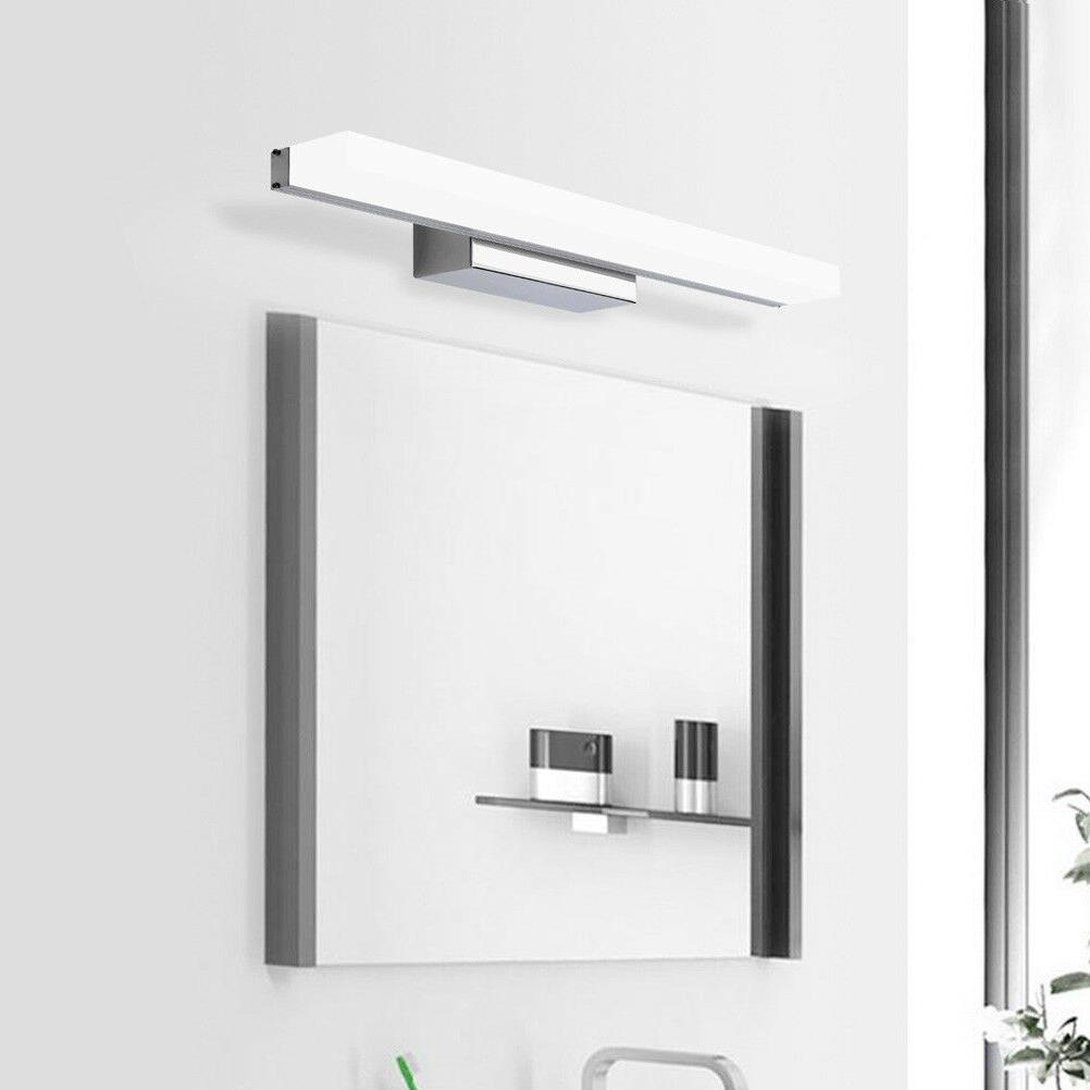 Toilet Bathroom LED Front Mirror Light Wall Home