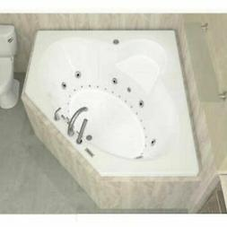 Access Tubs Sublime Drop-in Dual Feature Whirlpool Bathtub